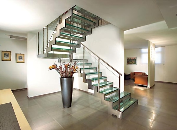 escaleras de interiores