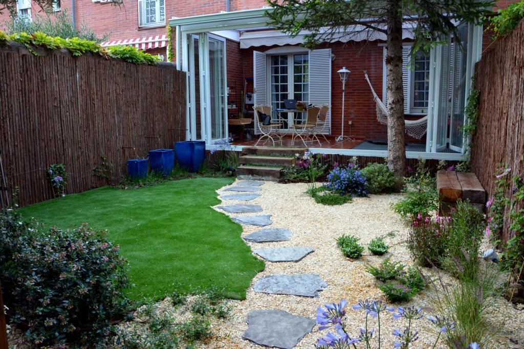 paisajismo para jardines peque os y patios traseros