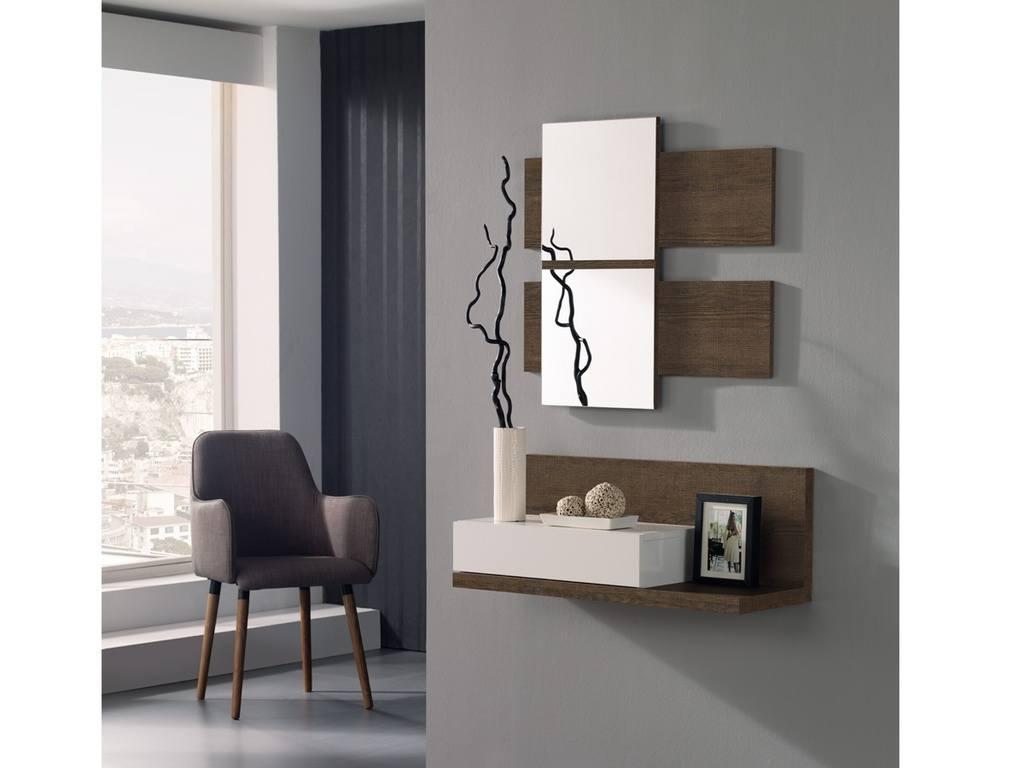 mueble con espejo moderno