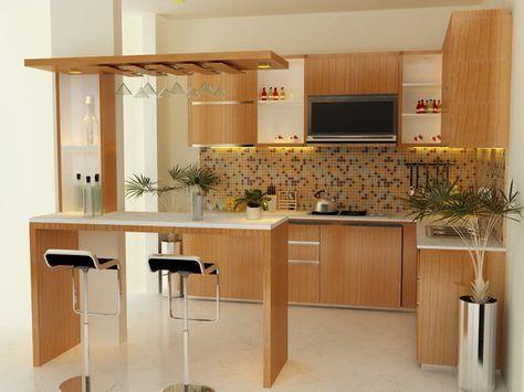 mueble de cocina hermoso