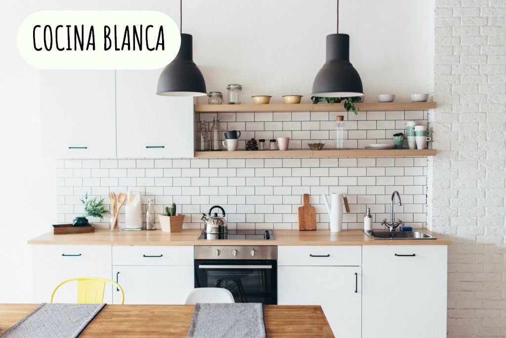 Las 30 Cocinas Blancas Modernas 2020 - Estreno Casa