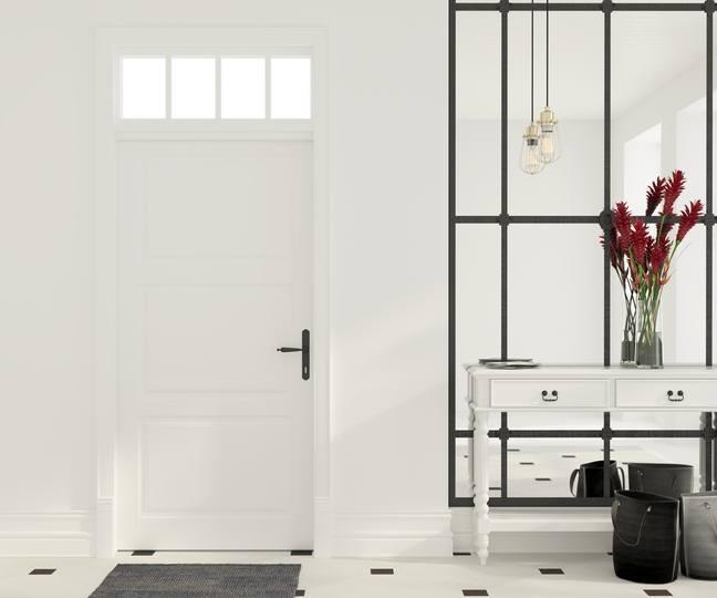 como-decorar-un-recibidor-pequeno-istock3