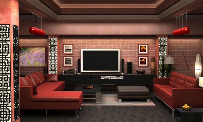 como-decorar-un-salon-rectangular-istock7