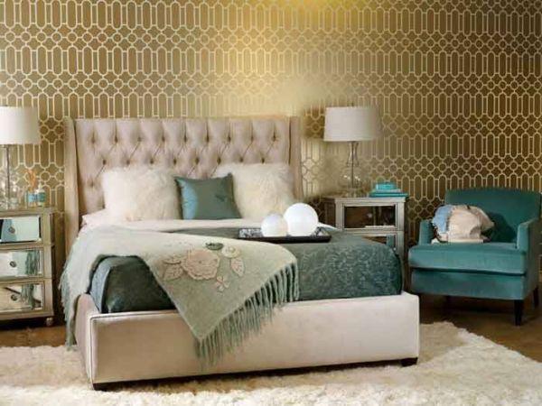 decoracion-en-color-dorado-oro-pisos