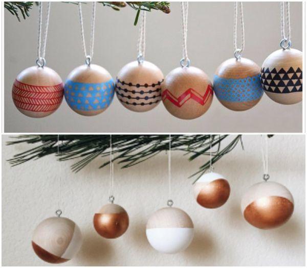 como-hacer-bolas-de-navidad-caseras-pintadas-ideaspara