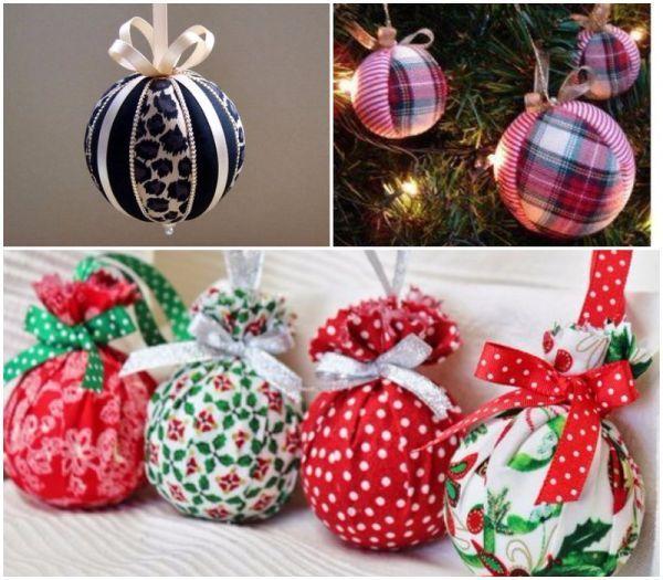 como-hacer-bolas-de-navidad-caseras-tela-ideaspara