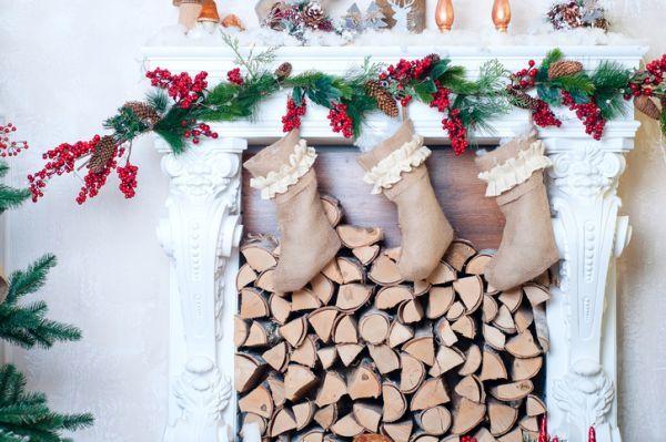 decoracion-de-navidad-para-el-hogar-calcetines-istock