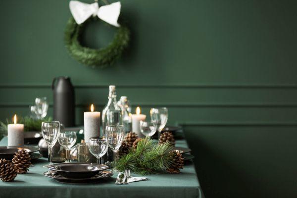 decoracion-de-navidad-para-el-hogar-mesa-istock