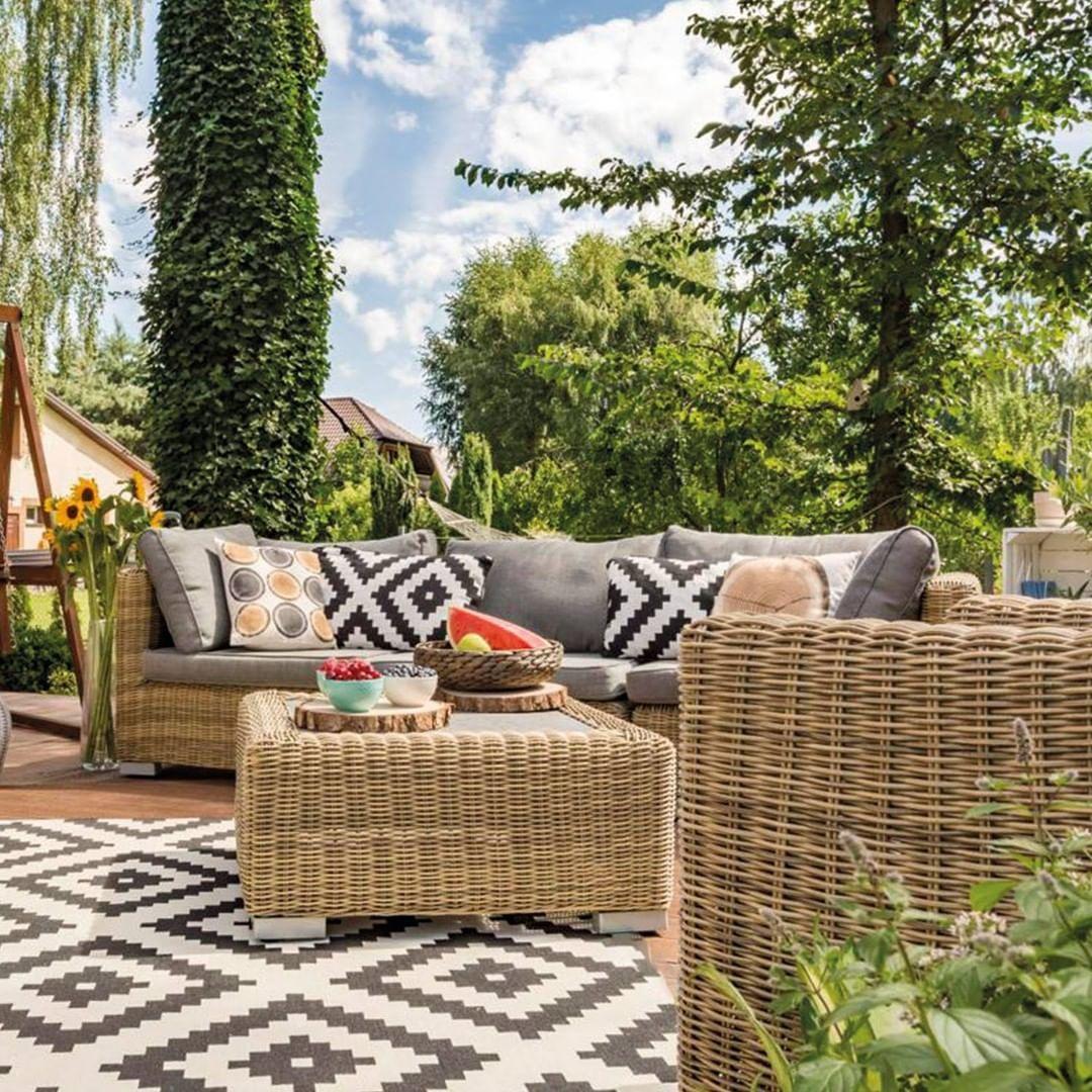 Cojines terraza y jardín