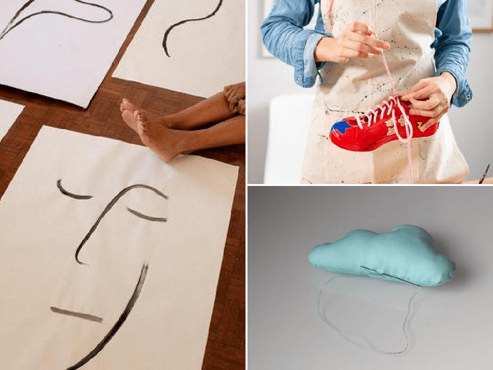 5 manualidades para adultos: relajantes y divertidas